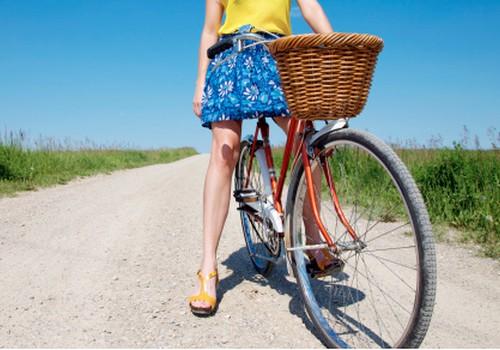 Aktīvs un veselīgs dzīvesveids ir lipīgs! 5 iemesli, kāpēc es izvēlos riteņbraukšanu!