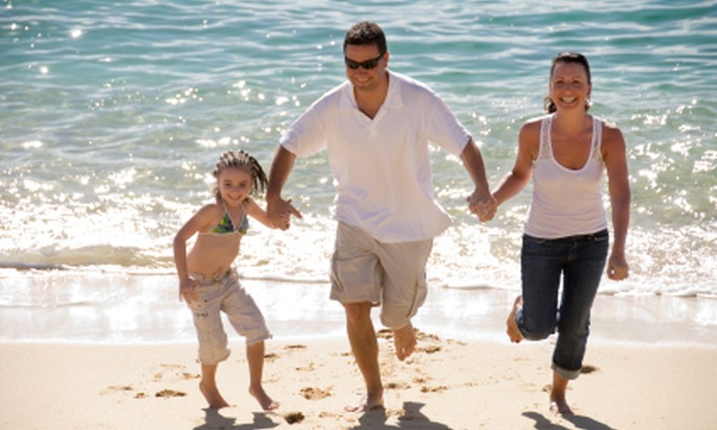 Bērna drošība vasarā un svētku laikā