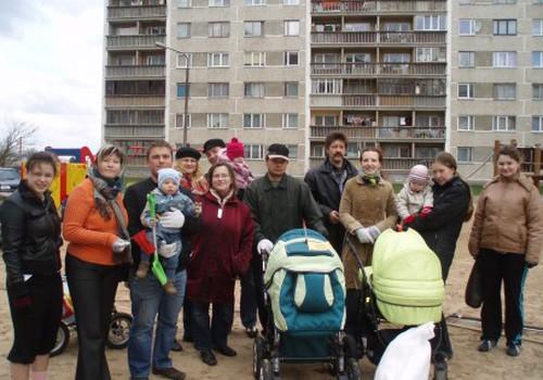 Lielā talka Jelgavā- MK māmiņas apvienojas atkal!