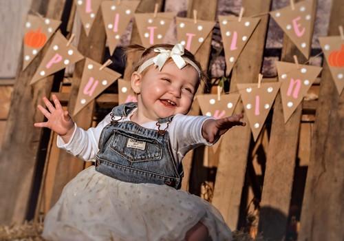 KONKURSS: Ko dāvināt bērnam 1. dzimšanas dienā?