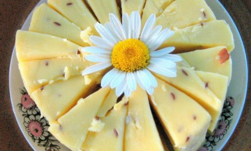 Pārbaudīta Jāņu siera recepte