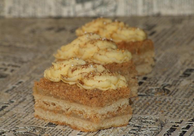 Smilšu mīklas ābolu kūciņas