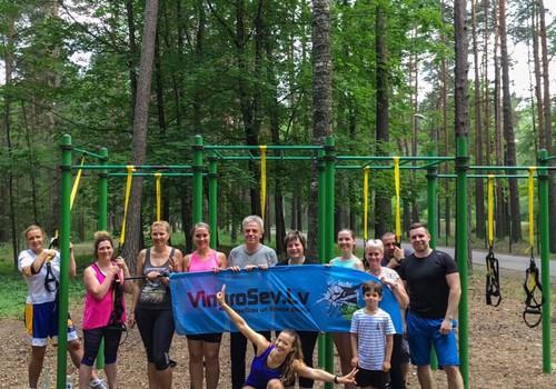 Iespēja apmeklēt bezmaksas fizisko aktivitāšu nodarbības