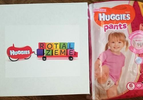Huggies īpašā dāvanu kaste