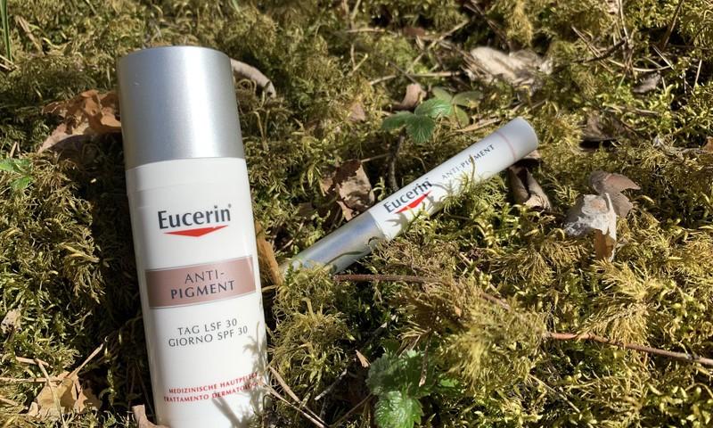 Eucerin Anti-Pigment hiperpigmentācijas produkti - lai āda atkal staro!