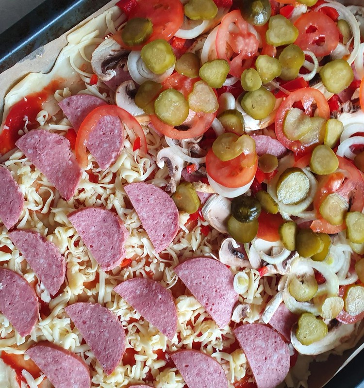 """""""Mamm, uzcep picu!"""" jeb Covid-19 laika pica mājās, kas garšo kā picērijā"""