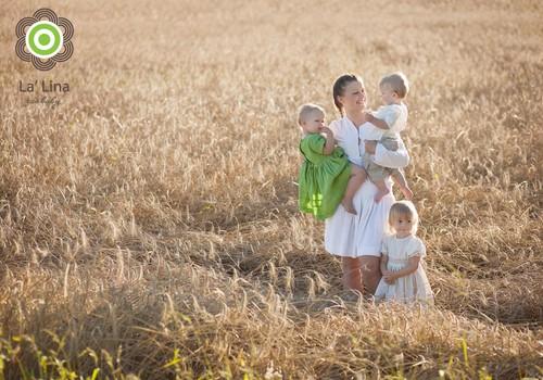Mammu Bizness: La' Lina vērtības - mazulis, mīlestība, miers, mamma un daba
