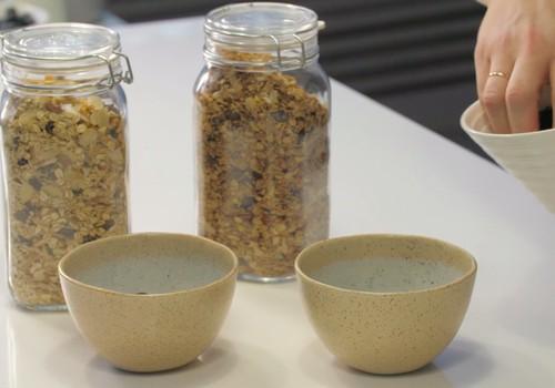 VideoRECEPTE: Pašu gatavots muslis un granola
