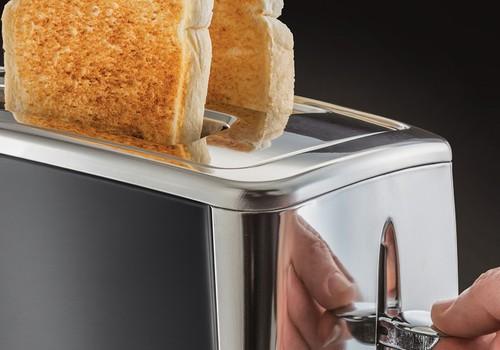 Gardas brokastu maizītes ar Russel Hobbs tosteri turpmāk gatavos...