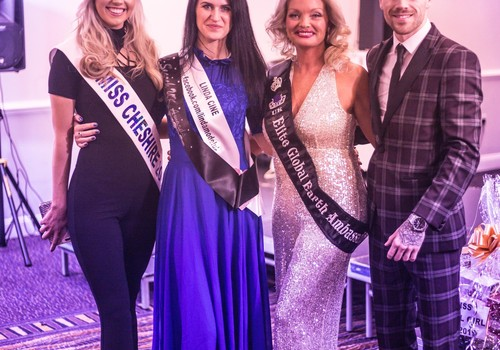 Miss Model Girl UK 2019- lieliska pieredze