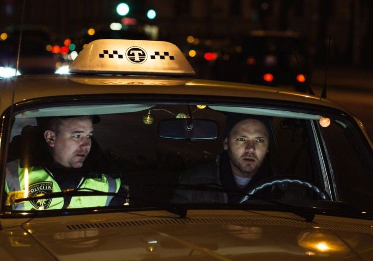 Meiteņu kino vakars – Jaungada taksometrs