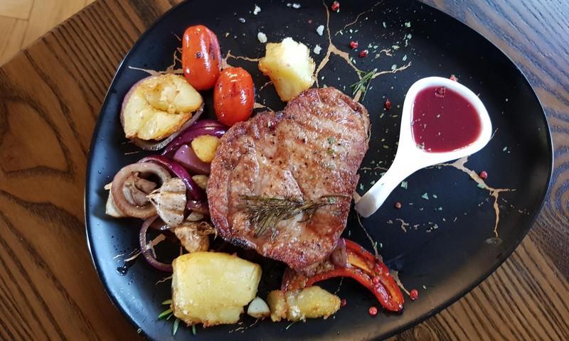 Amziu Trio restorāns Pasvalē, Lietuvā