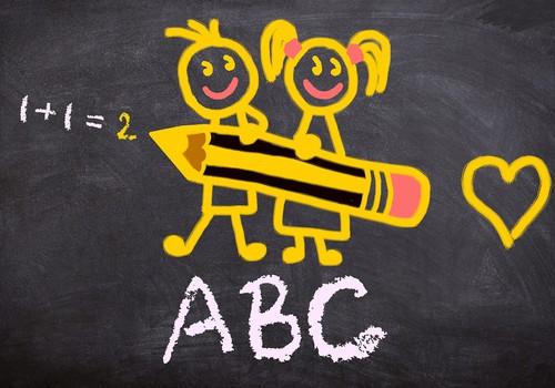 Jauns mācību gads. Palīdzam bērnam apgūt alfabētu!
