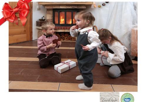 Huggies® svētku dāvanu katalogs: Zanzibach - stilīgs apģērbs no dabīgiem materiāliem