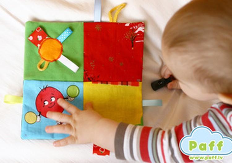 Attīstošās Latvijā ražotās rotaļlietas
