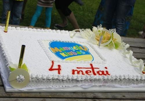 Lietuvas Mamyciuklubas jau 4 gadu jubileja: FOTOreportāža no ballītes