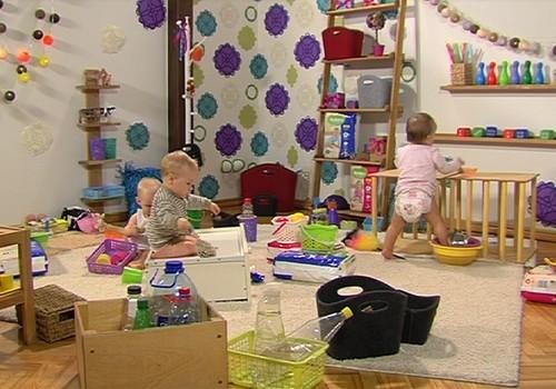 VIDEO: Huggies® Brīnumu istabas 4.sērija: kā attīstās 12 līdz 16 mēnešus veci mazuļi