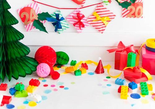 Būvēsim kopā: LEGO® DUPLO® Adventes kalendārs