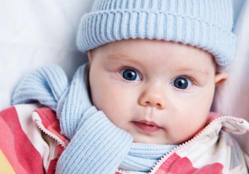 Kā pasargāt bēbīša sejas ādu ziemā, lai tā neiekaist?