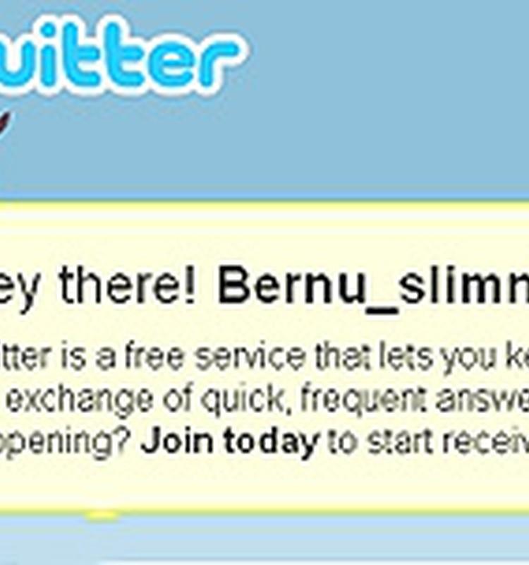 Bērnu slimnīca tagad arī Twitter!