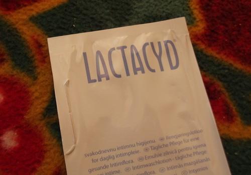 Lactacyd - manas vannas istabas jaunais iemītnieks!