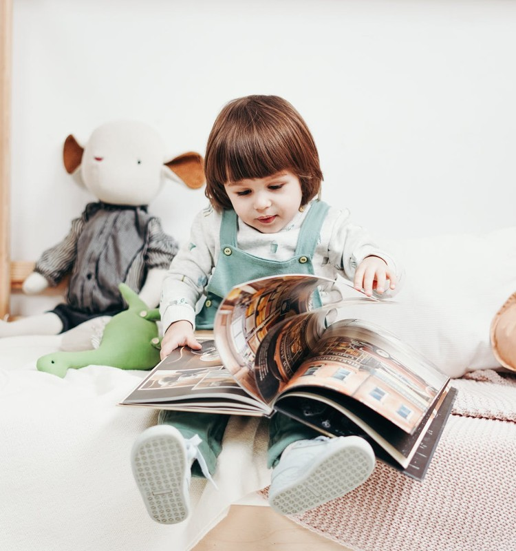 Kāpēc ir tik svarīgi lasīt bērnam priekšā?