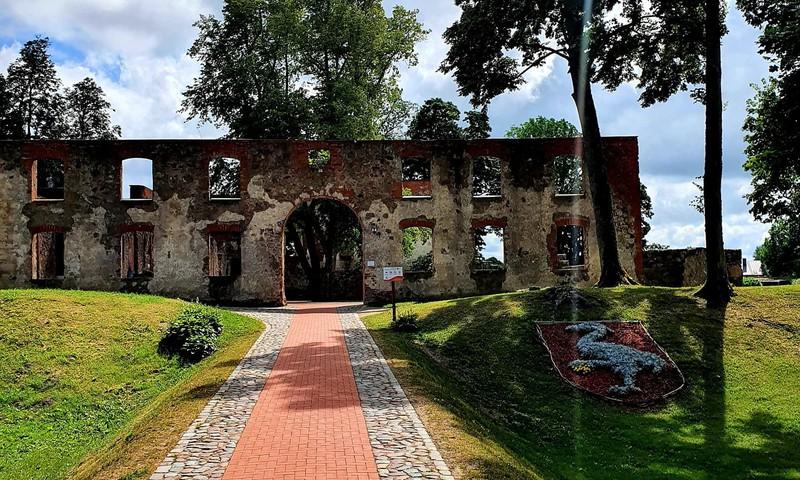 Baltu ceļš- Grobiņas arheoloģiskais ansamblis