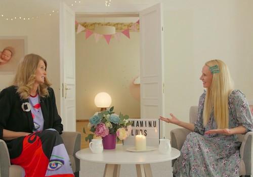17.maija TV raidījuma lielajā intervijā - māksliniece Agita Putāne