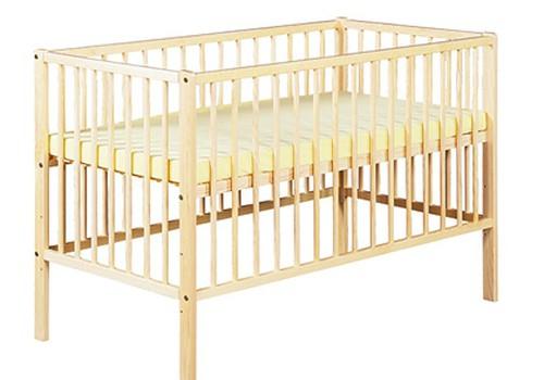 PTAC Latvijā atklāj nedrošas bērnu gultiņas
