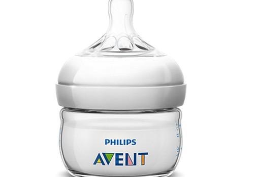 Philips AVENT Natural pudelīte jaundzimušajiem: dabiska izvēle
