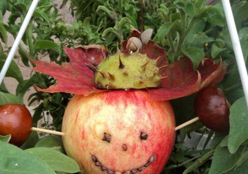 Radošais darbiņu klubiņš:ābolītis-mīlulītis