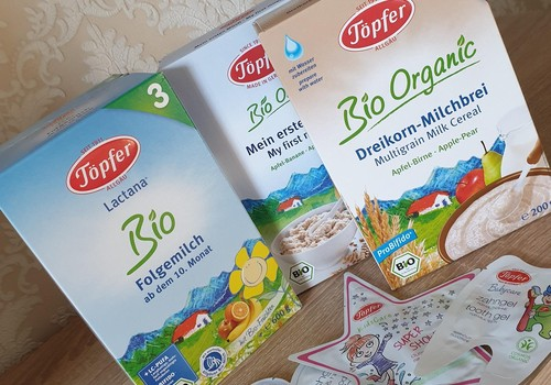 ''Topfer'' Bio Organic testiņš!