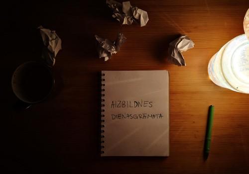 Aizbildnes dienasgrāmata. 1.daļa. Tā viss sākās.