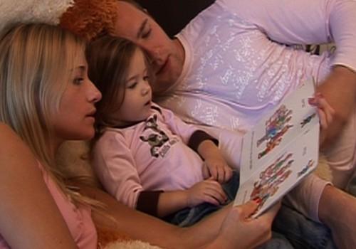 VIDEO: lasīsim mūsu bērniem priekšā grāmatas!