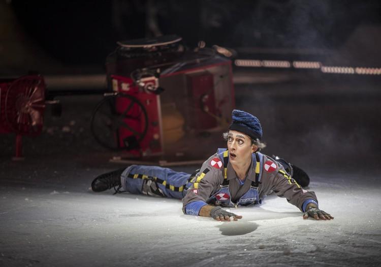 Lielā pieprasījuma dēļ Cirque du Soleil paziņo par CRYSTAL papildizrādi.  CRYSTAL – tā ir pirmā akrobātiskā izrāde uz ledus Latvijā