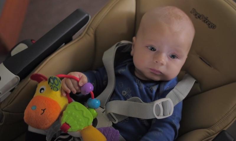 Laimīga mazuļa dienasgrāmata: Mazuļa dienas režīms