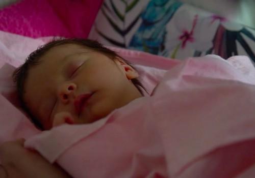 VIDEO: Viss par bērna dienas režīmu līdz gada vecumam