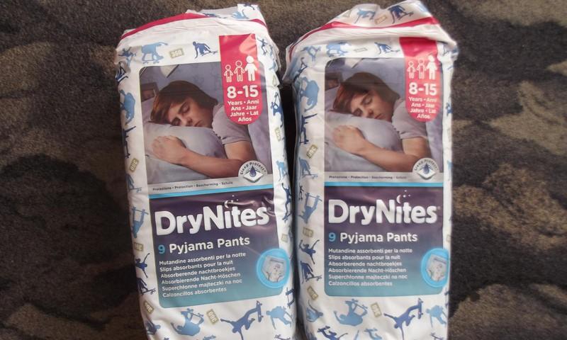 DryNites - draugs sausākām naktīm
