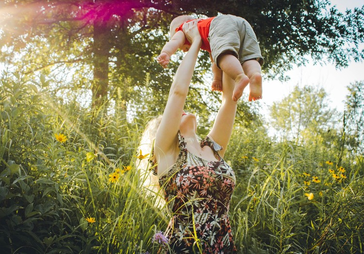 Kā kļūt par laimīgu mammu? 5 ieteikumi