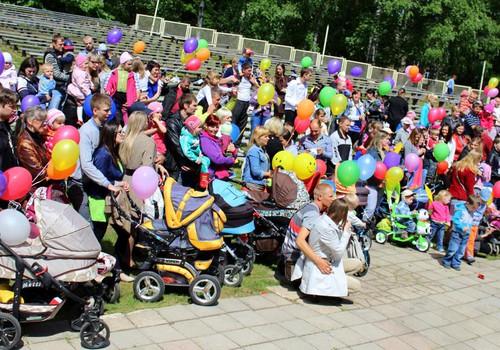 Māmiņu Klubs 1.jūnijā aicina uz ikgadējo Lielo Ratu Pastaigu.Tikšanās vietas->>