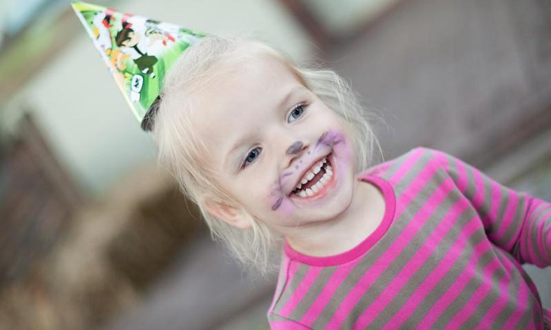 Pastāsti par sava bērna ballīti un laimē nākamo bērnu ballīti!