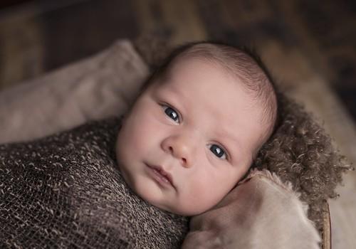 Svarīgākais, kas tev jāzina par mazuļa redzi