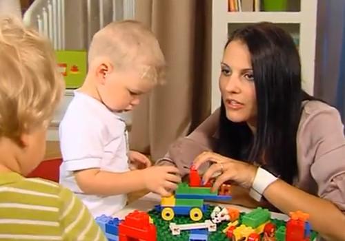 Attīstošās rotaļas mazuļiem ar LEGO Duplo