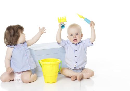 Kur un kā veidojas mazuļa personība?