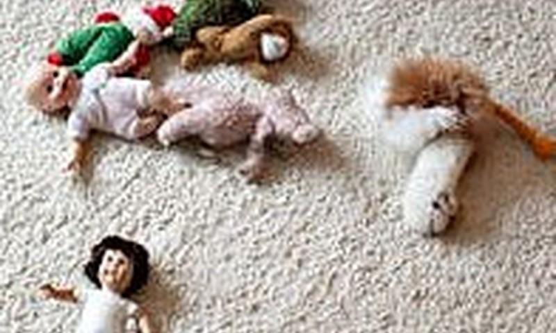 Bērns negrib kārtot rotaļlietas