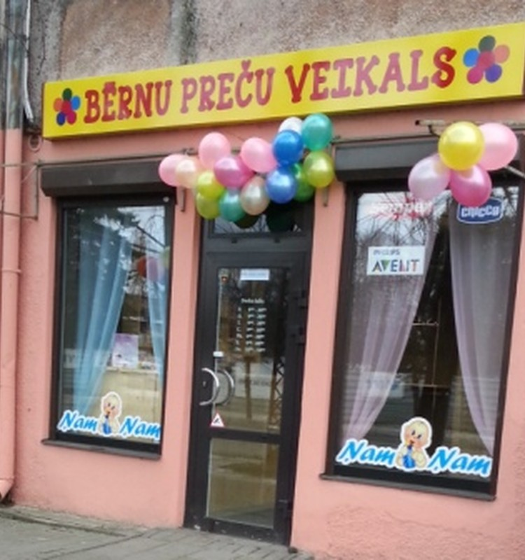 Purvciema un Teikas mammas - Biķernieku ielā atvērts jauns bērnu preču veikaliņš.