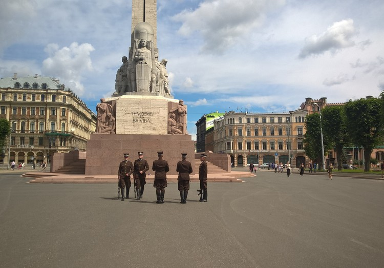 Mūsu pašu Rīga