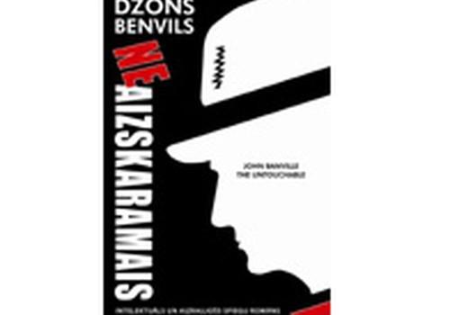 """Izdots Džona Benvila romāns """"Neaizskaramais"""""""