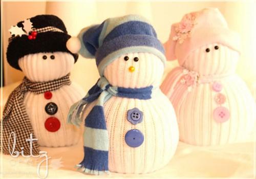 7 idejas, kā Sniegavīru tēmu atdzīvināt savās mājās