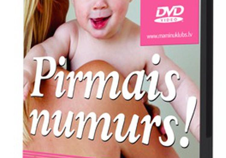 """Māmiņu Kluba DVD – tagad nopērkams arī """"Ģimenes Aptiekās"""" un veikalos """"Lāčuks"""" visā Latvijā!"""